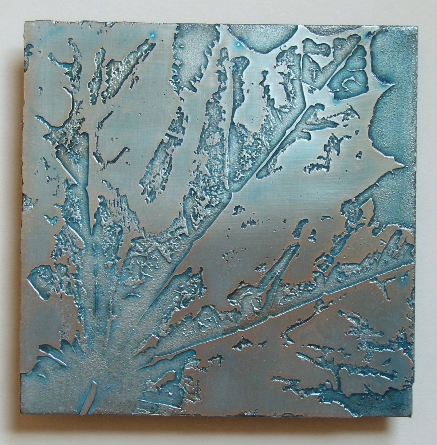 Featured Photo of Etched Metal Wall Art