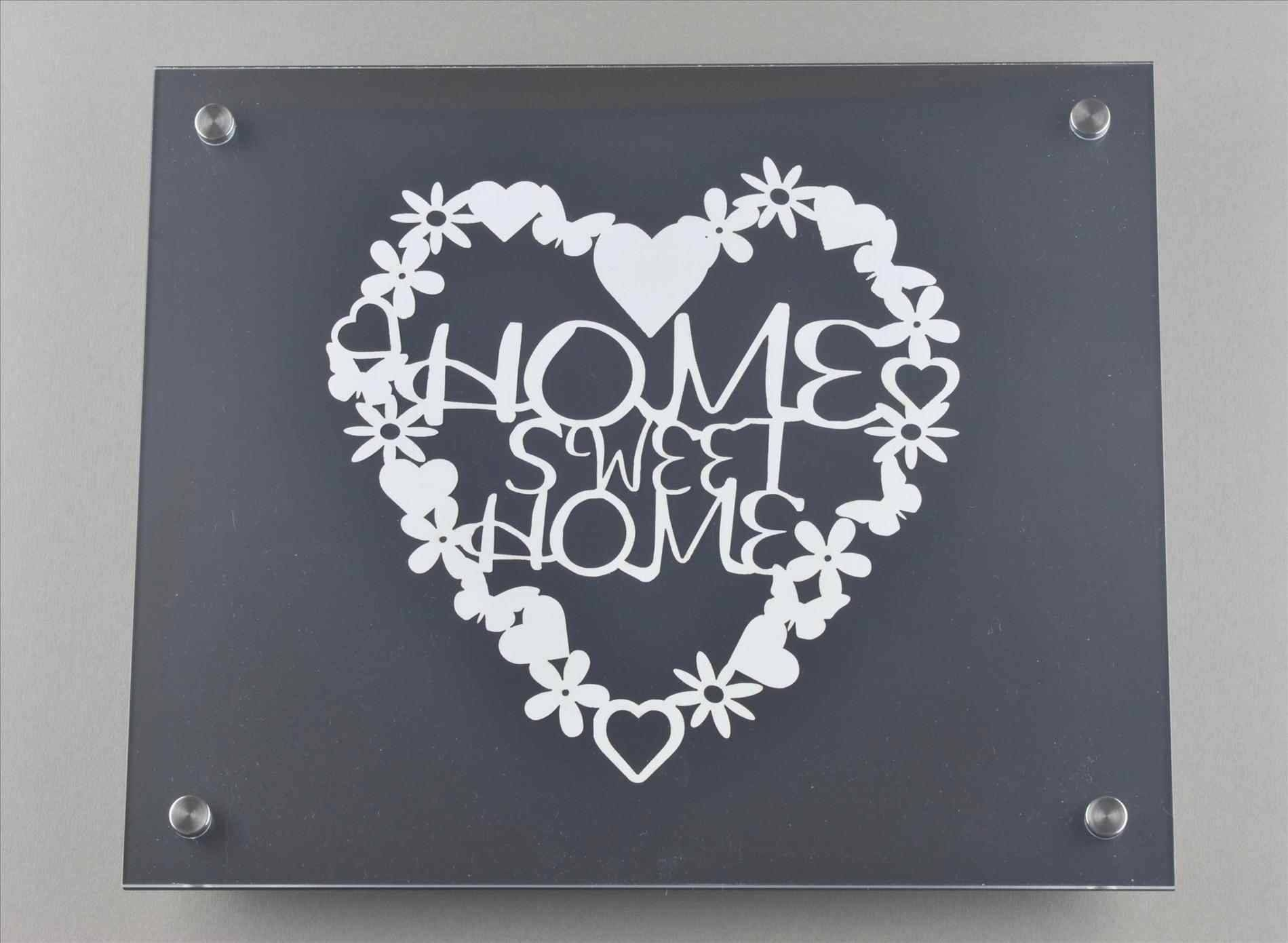 Ideas With Big Cake Decor Home Sweet Home Metal Wall Art Inside Most Popular Home Sweet Home Metal Wall Art (View 14 of 20)