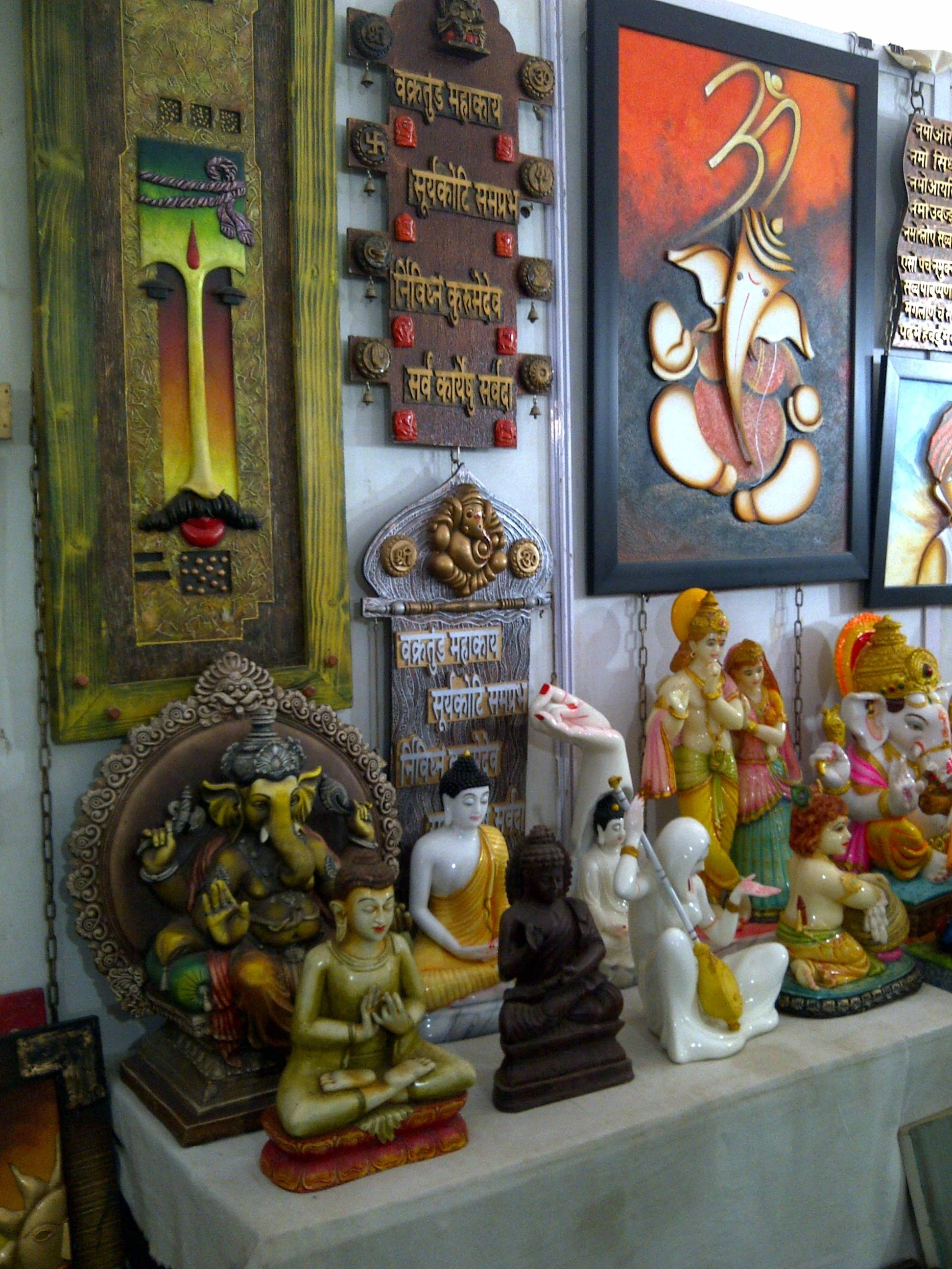 India, A World Of Art – Wood And Metal | Photosketched Regarding 2017 India Metal Wall Art (Gallery 19 of 20)