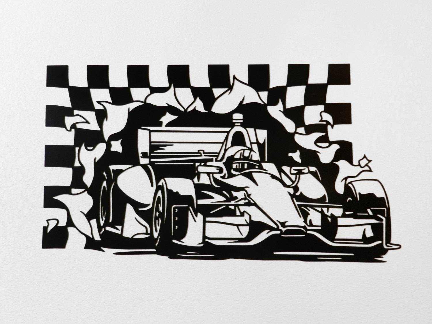 Indy Car Racing Metal Wall Art In Most Recently Released Car Metal Wall Art (Gallery 20 of 20)