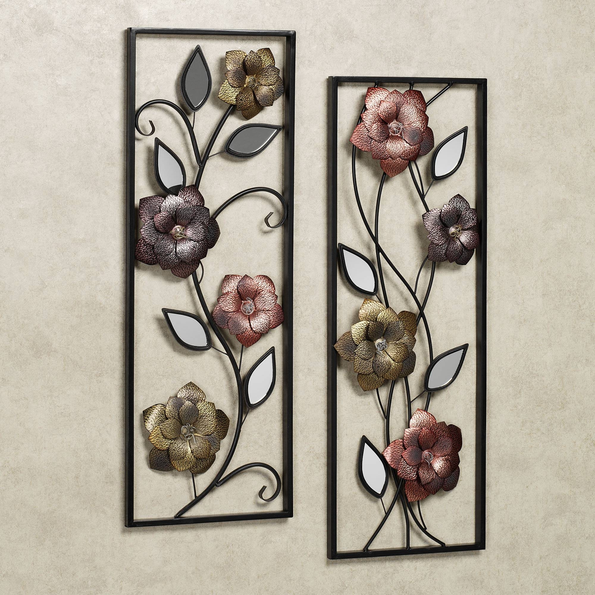 Interior : Inspiring Metal Wall Art (1) Metal Wall Art For Most Popular Small Metal Wall Art (Gallery 6 of 20)