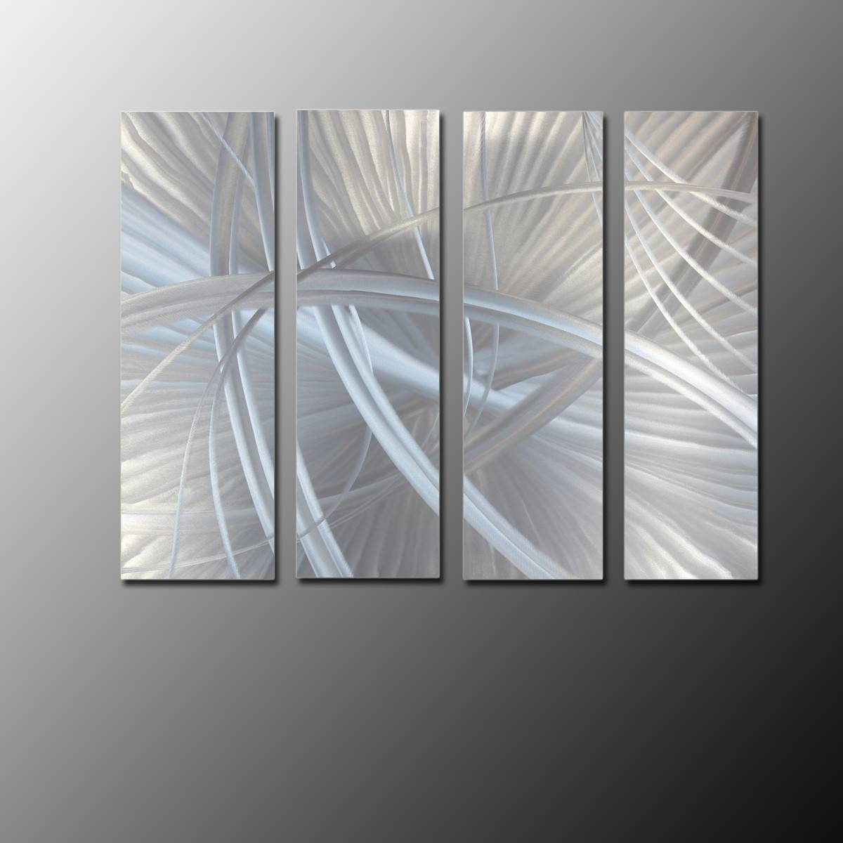 January, 2017 Archive: Top Collection Wall Art For Master Bedroom In 2018 Brushed Metal Wall Art (View 6 of 20)