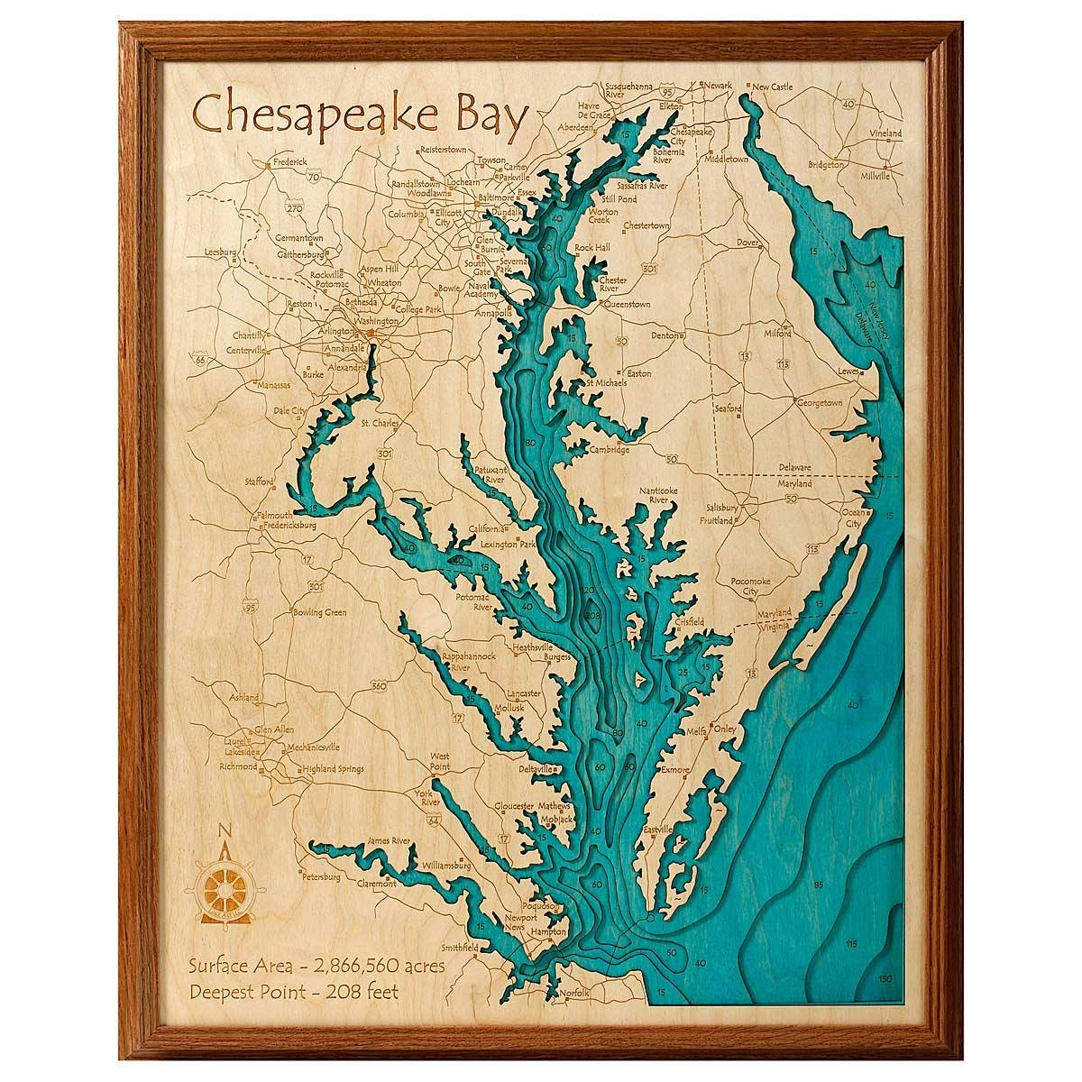 Lake Topography Art | Hand Crafted Lake Map Topography Art Within Newest Lake Map Wall Art (View 3 of 20)
