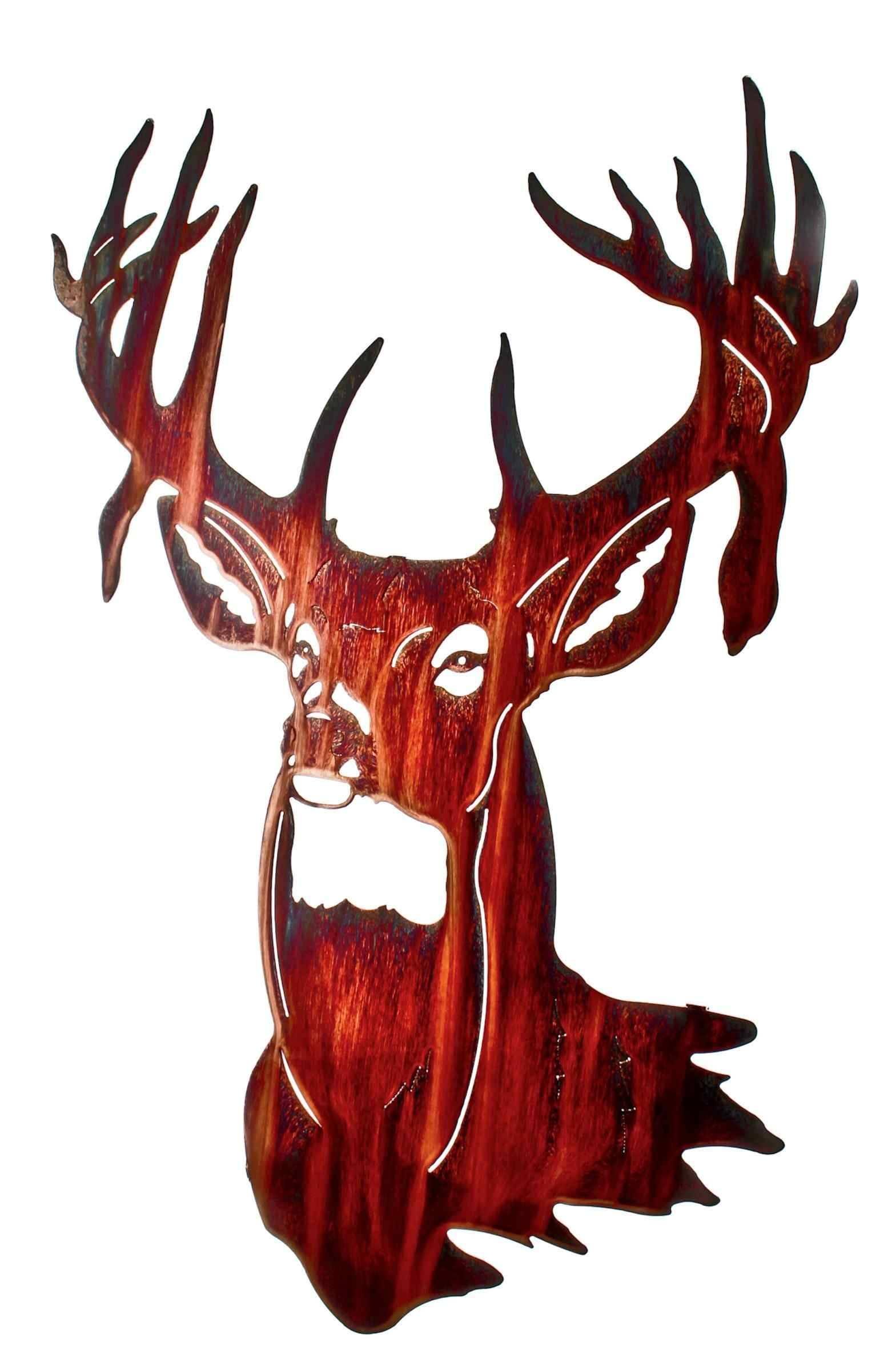 Lazart Metal Wall Art | Home Interior Decor Throughout Most Popular Bear Metal Wall Art (View 17 of 20)