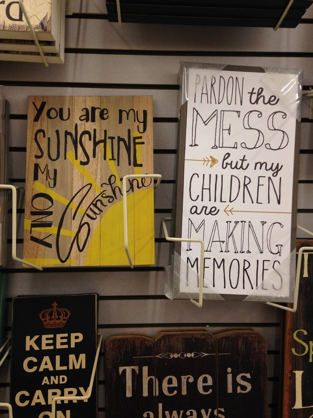 Let's Go Shopping} Pier One, Joann Fabrics, Homegoods And Hobby In Current Pier One Metal Wall Art (View 11 of 20)