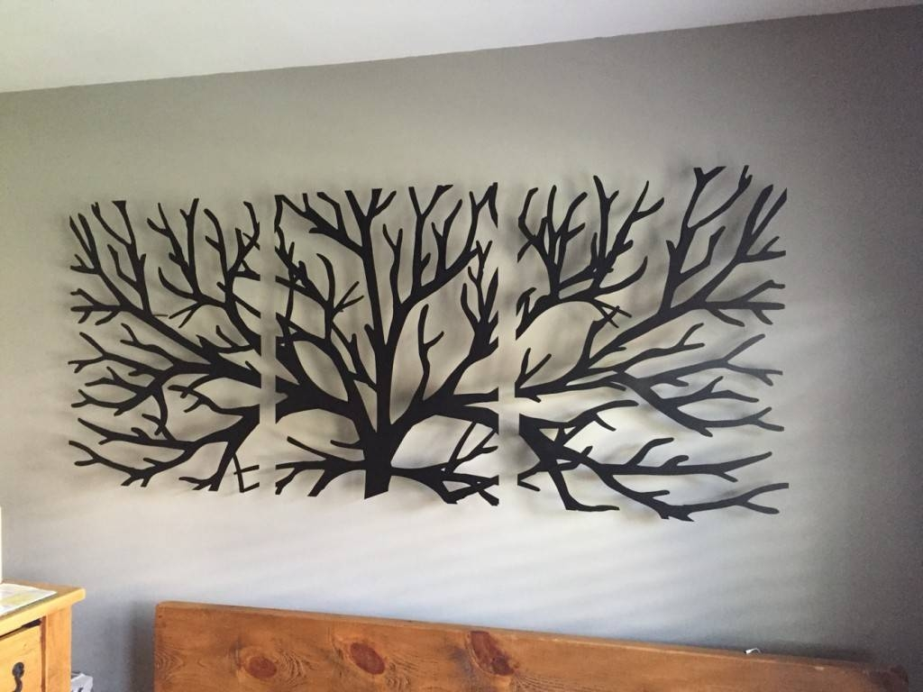 Living Room : Fabulous Medal Tree Wall Art At Hobby Lobby Metal In 2017 Palm Tree Metal Wall Art (View 20 of 20)