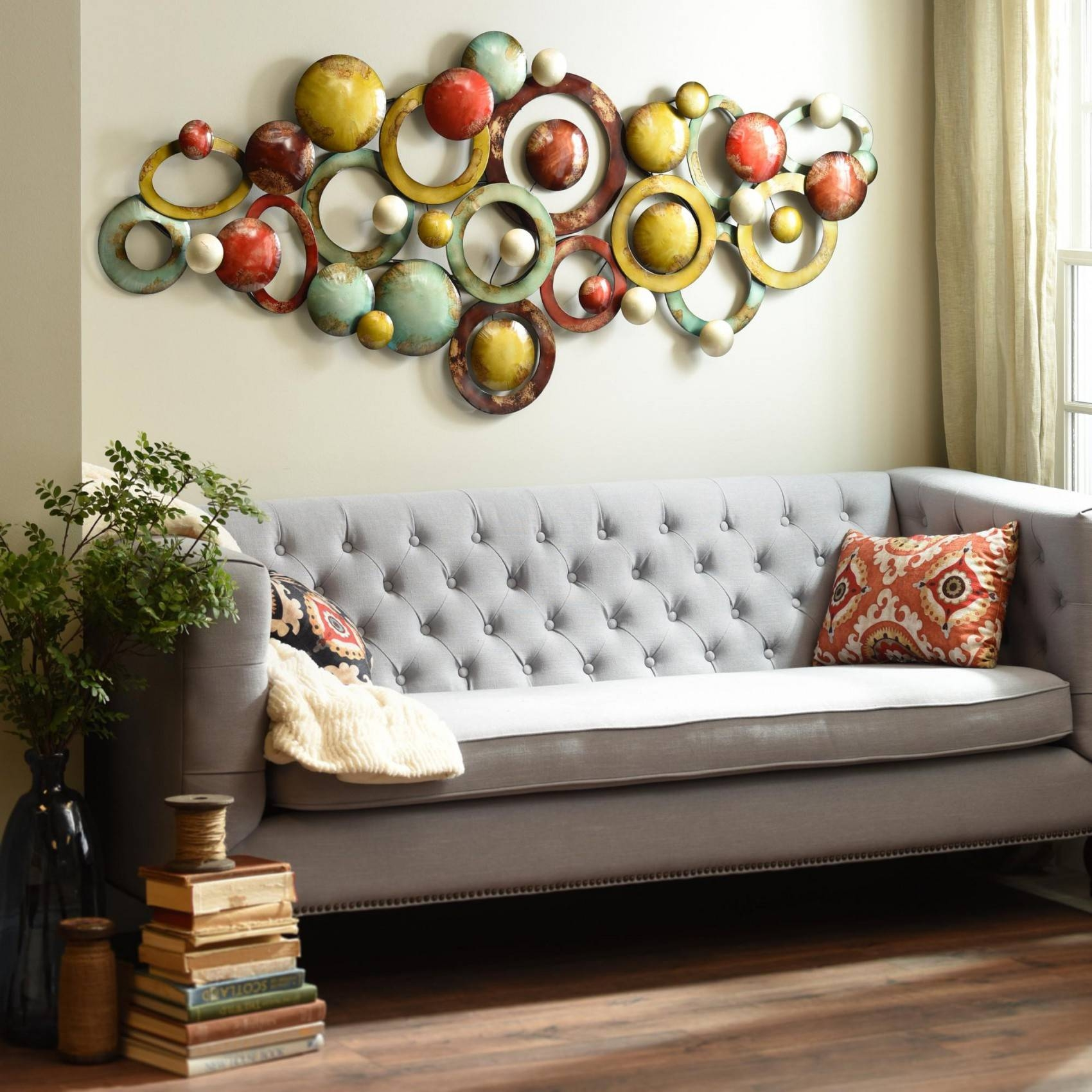 Living Room Metal Wall Art – Best Home Design Ideas Pertaining To Pertaining To Most Current Metal Wall Art For Living Room (View 7 of 20)
