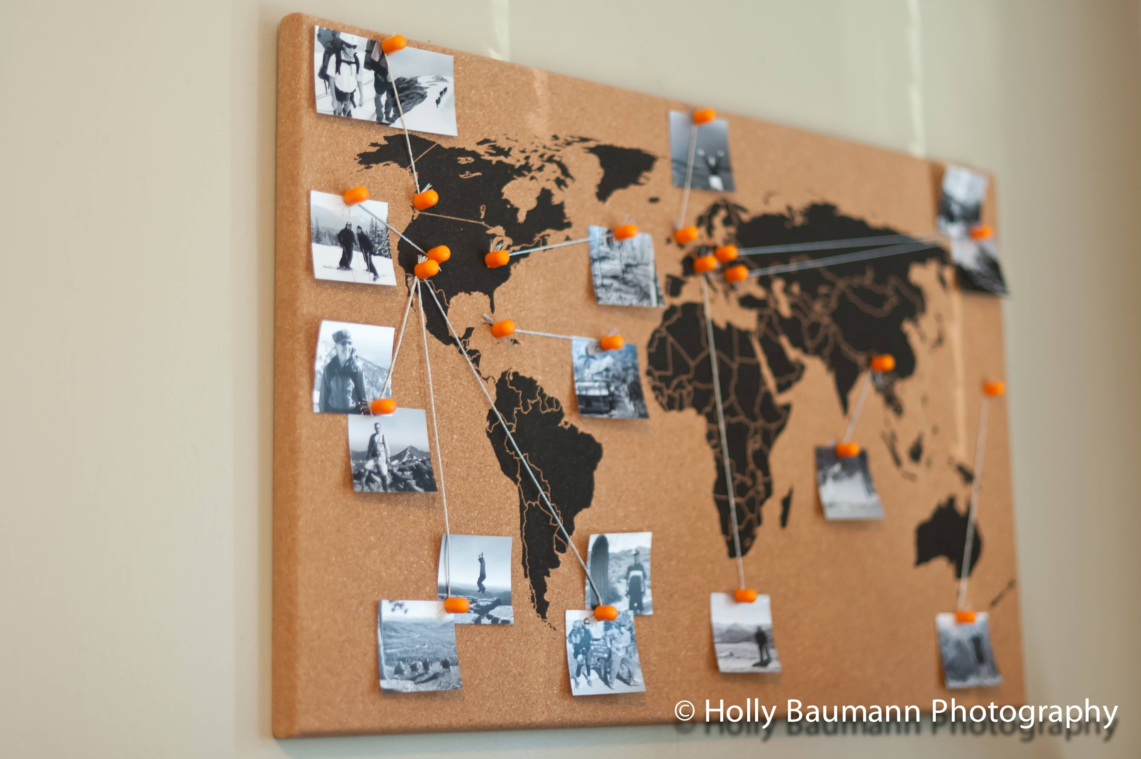 Maps Update #37252478: Travel Wall Maps – Travel Wall Map (+75 Intended For Most Popular Travel Map Wall Art (View 4 of 20)