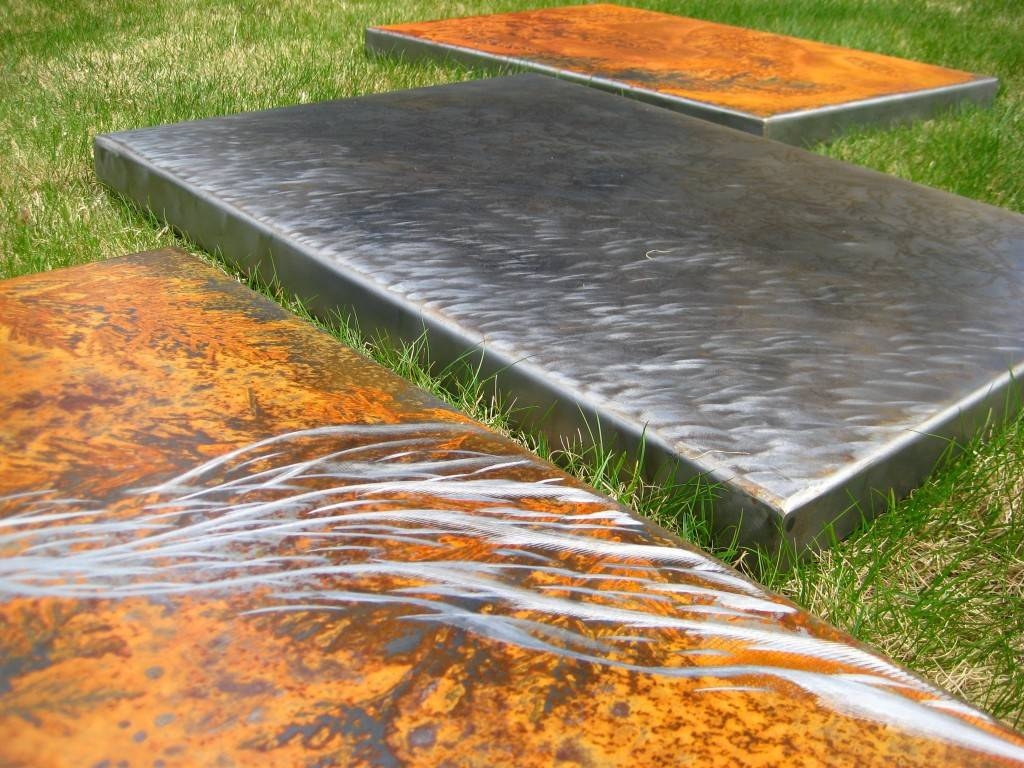 Metal Artist – Rusted Art – Metal Wall Artdanno Within Current Rusted Metal Wall Art (View 9 of 20)