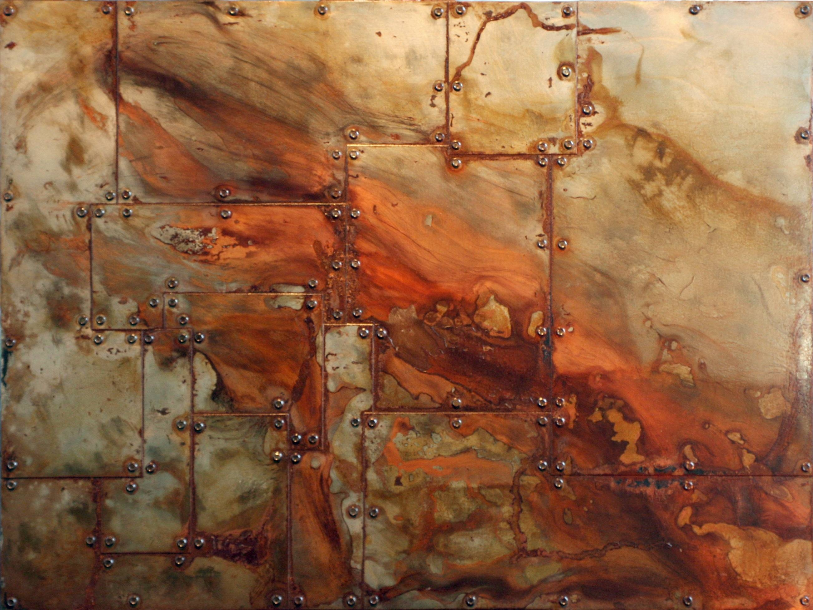 Metal Texture Background, Old Metal Texture Image In Latest Rusted Metal Wall Art (View 11 of 20)