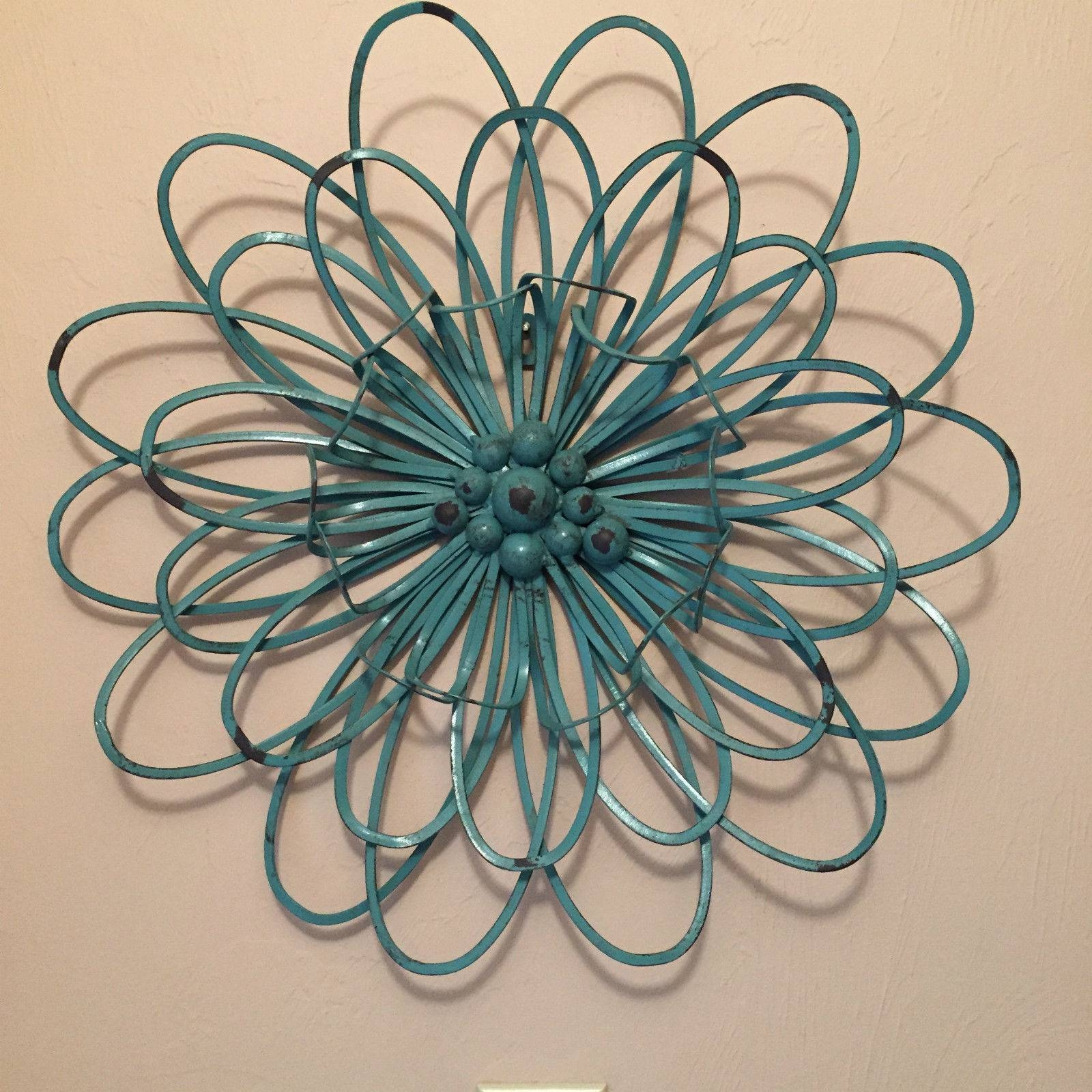 Metal Wall Art Canvas Formal Dining Room Bathroom Large – Full Circle Throughout Most Up To Date Bathroom Metal Wall Art (View 11 of 20)