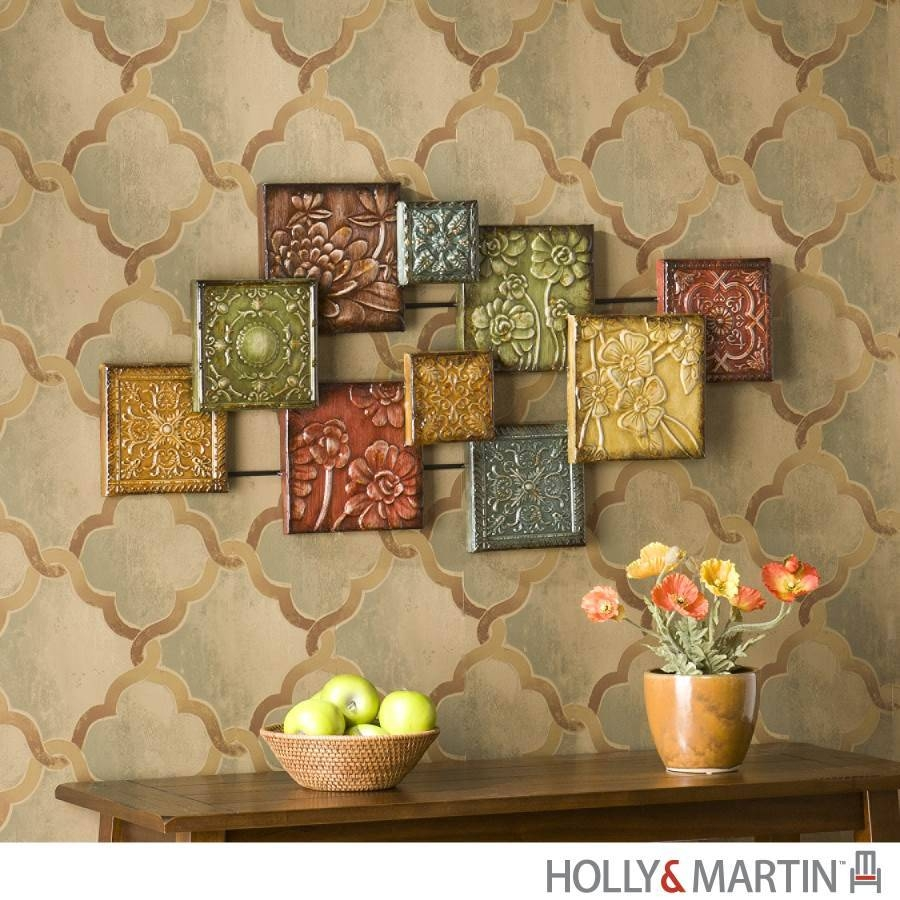 Metal Wall Art For Modern Home » Inoutinterior In Most Recently Released Tuscan Metal Wall Art (View 10 of 20)