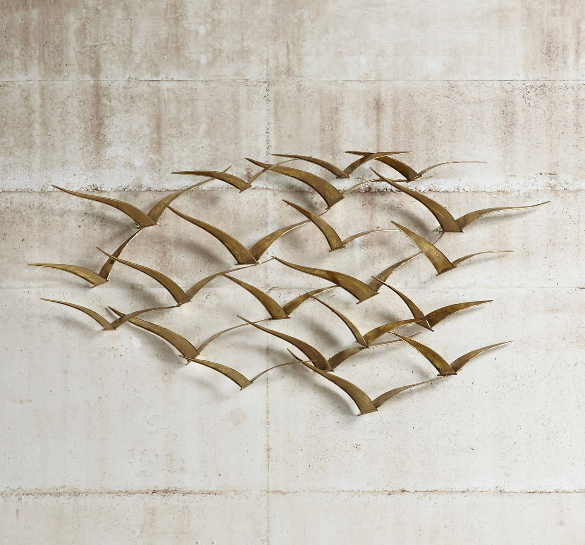 Metal Wall Art – Get To Know The Different Types – Blogbeen For Most Recent Metal Wall Art Birds (View 15 of 20)