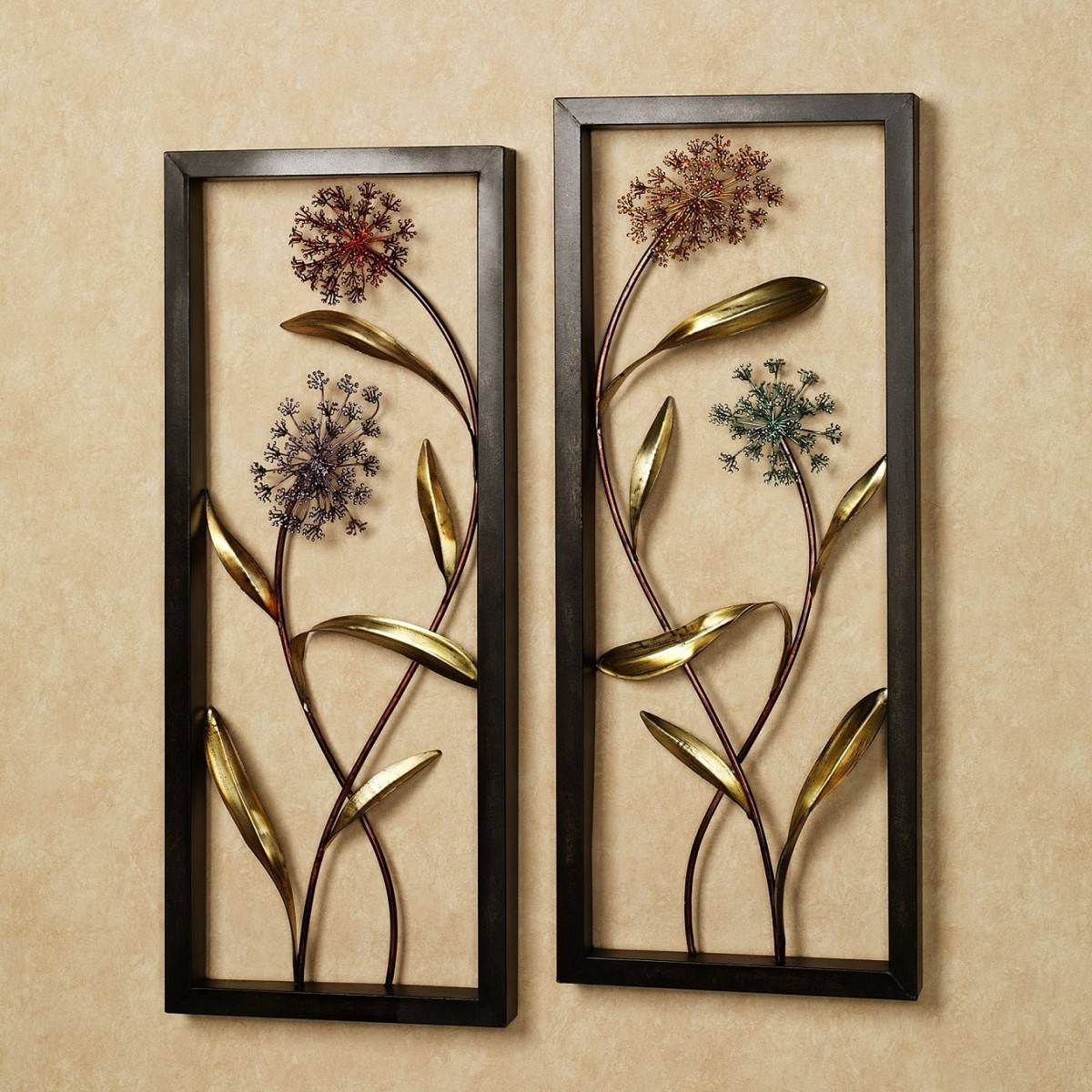 Metal Wall Art Panels For Interior Décor Pertaining To 2017 Outdoor Metal Wall Art Panels (View 5 of 20)