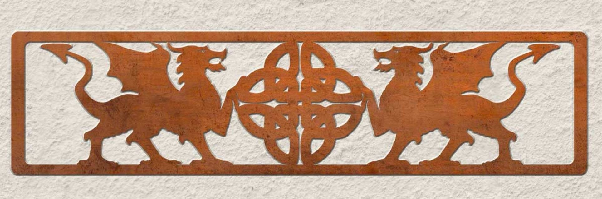 Metal Wall Art With Regard To Recent Celtic Metal Wall Art (View 18 of 20)