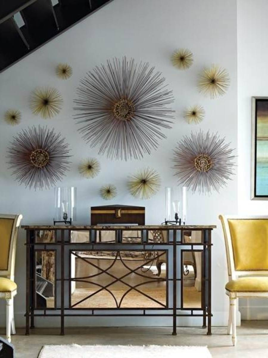 Modern Wall Art Islamic Modern Metal Wall Art Wall Accents Living Intended For 2017 Living Room Metal Wall Art (View 5 of 20)