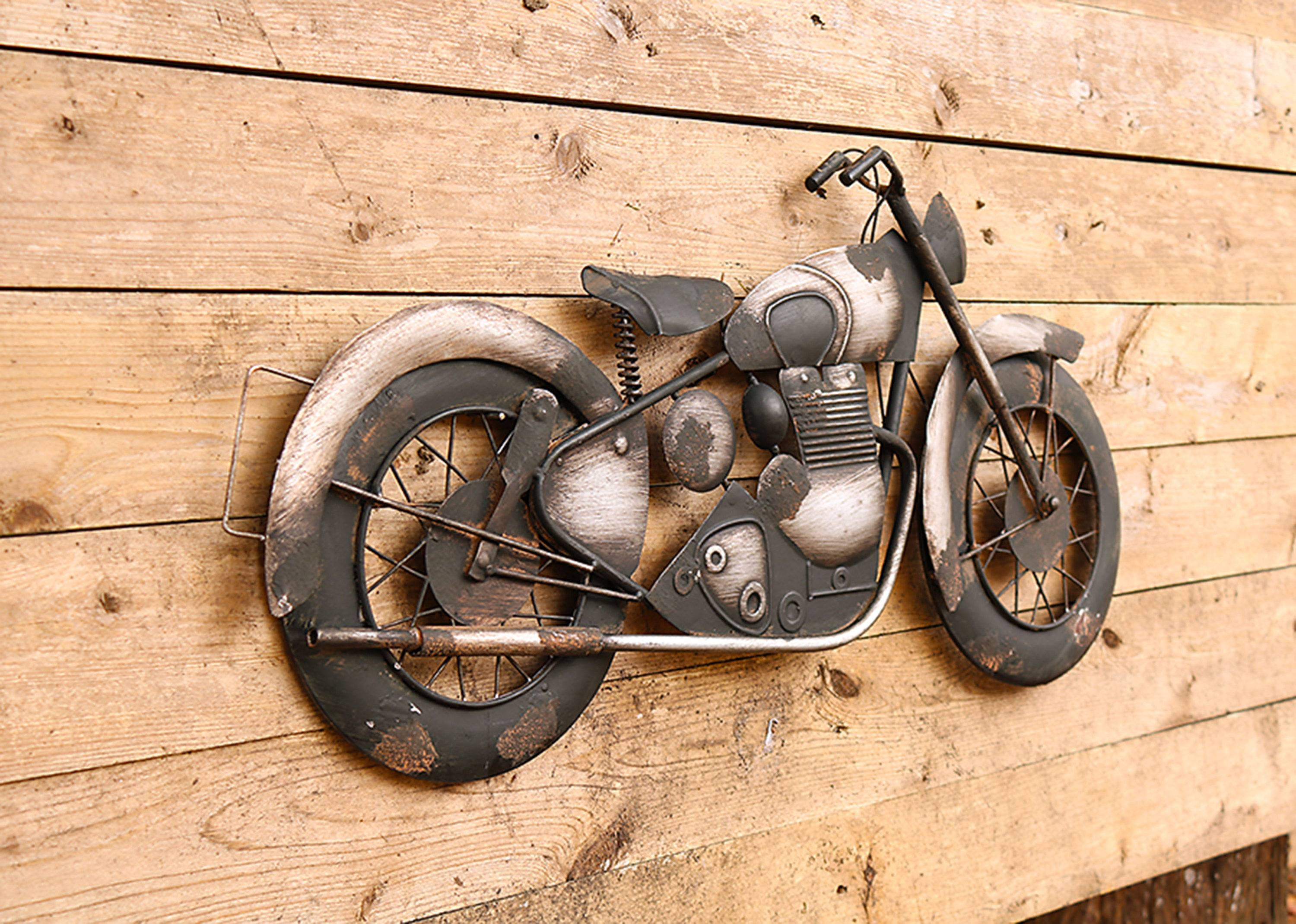 Motorcycle 3d Wall Decor Metal Bike Art, Metal Art, 3d Art,biker In Most Recent Motorcycle Metal Wall Art (View 17 of 20)