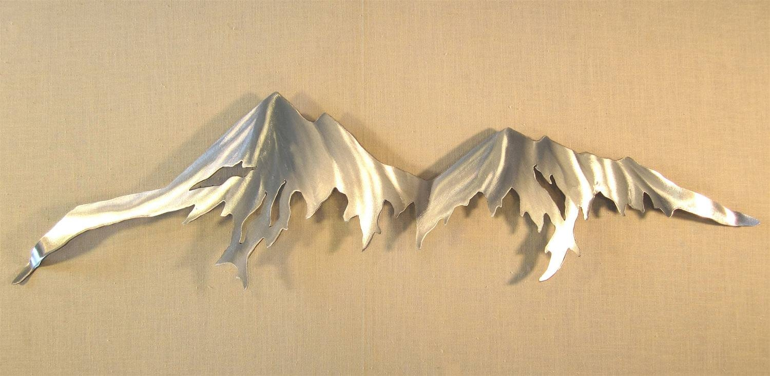 Image Gallery of Nature Metal Wall Art (View 5 of 20 Photos)