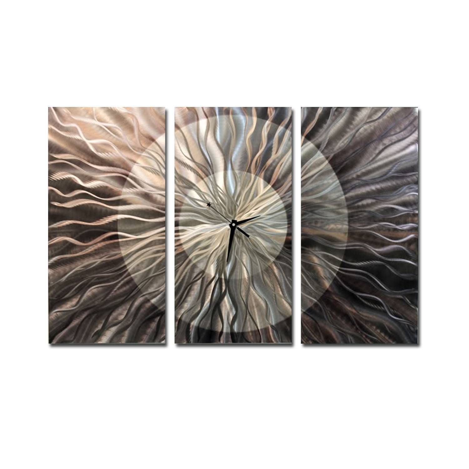 Featured Photo of 3 Piece Metal Wall Art