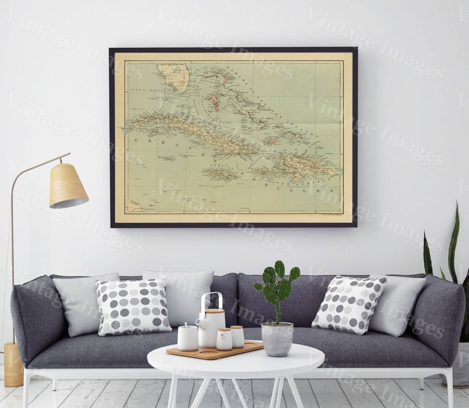 Old Map Of The Bahamas Historic Bahama Map 1888 Antique Old World In Current Nautical Map Wall Art (View 11 of 20)