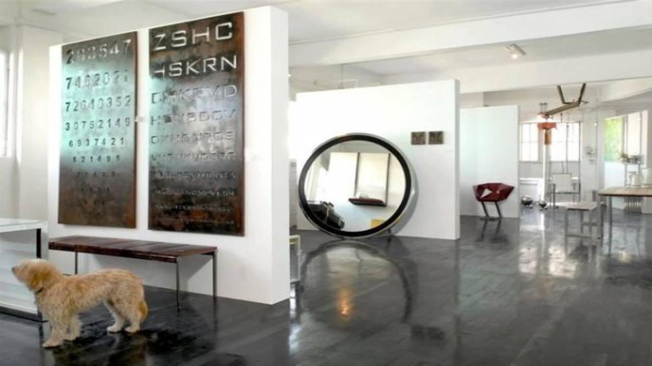Outdoor Decorative Mirrors, Modern Industrial Wall Art Christian Throughout Latest Industrial Metal Wall Art (Gallery 16 of 20)