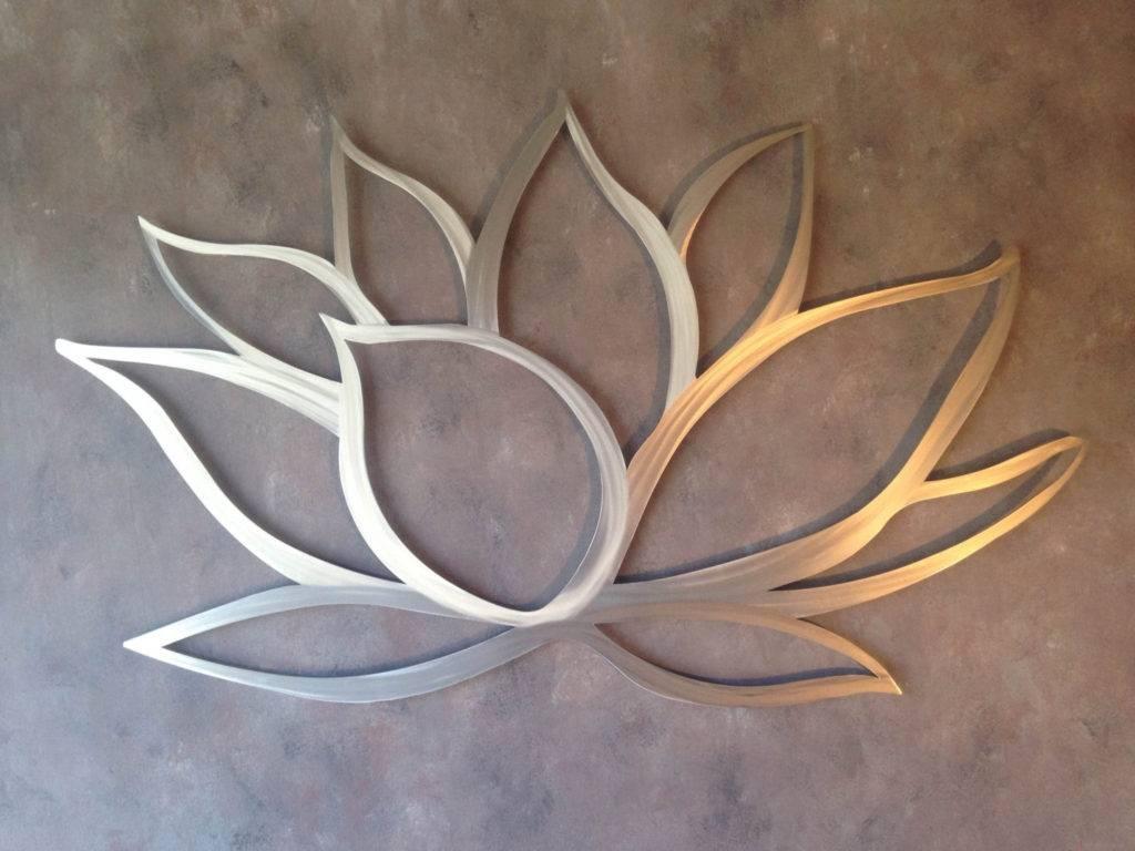 Outdoor Metal Wall Decor Ideas | Eva Furniture within Most Current Garden Metal Wall Art