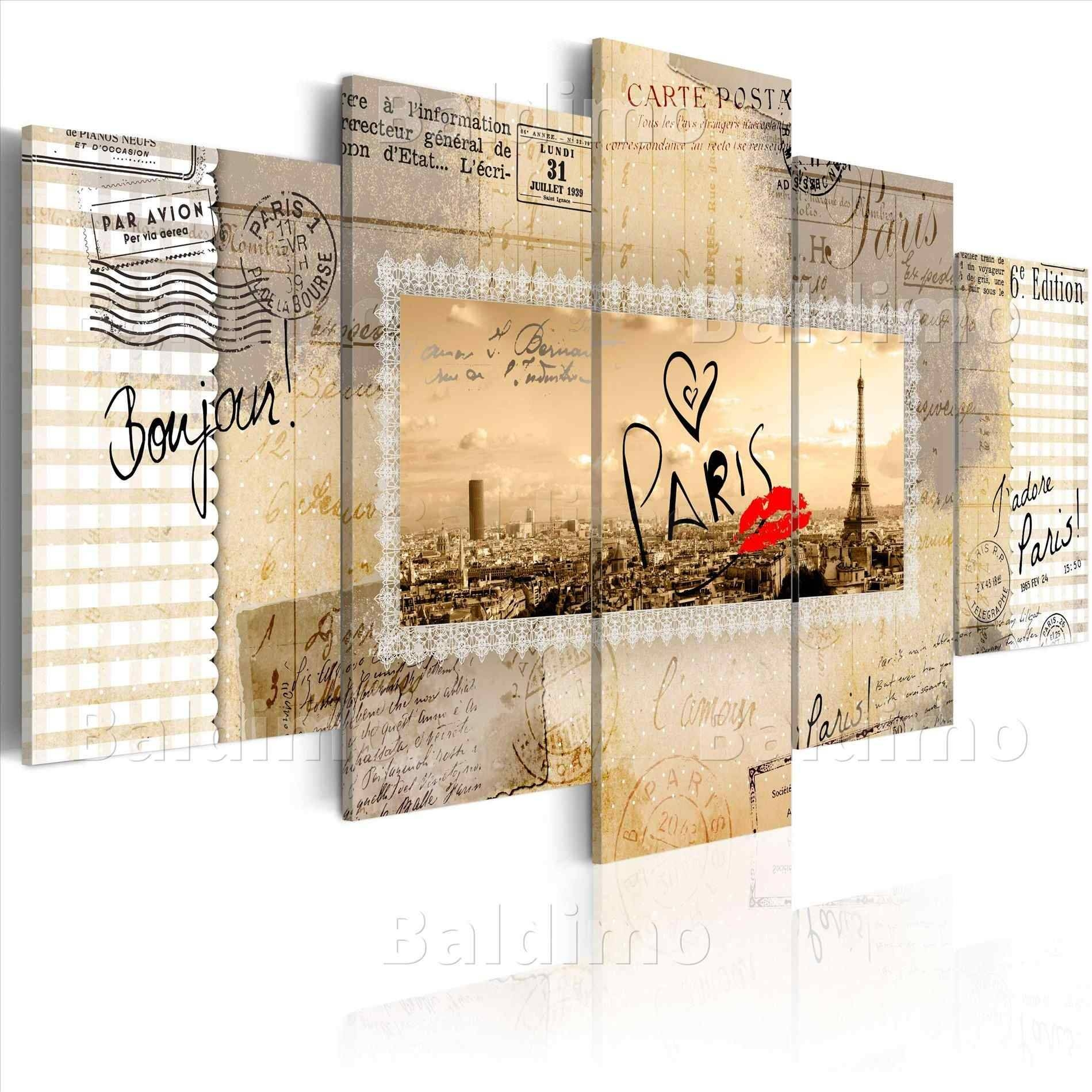 Paris Metal Wall Art | Home Interior Decor In Most Recent Paris Metal Wall Art (View 5 of 20)