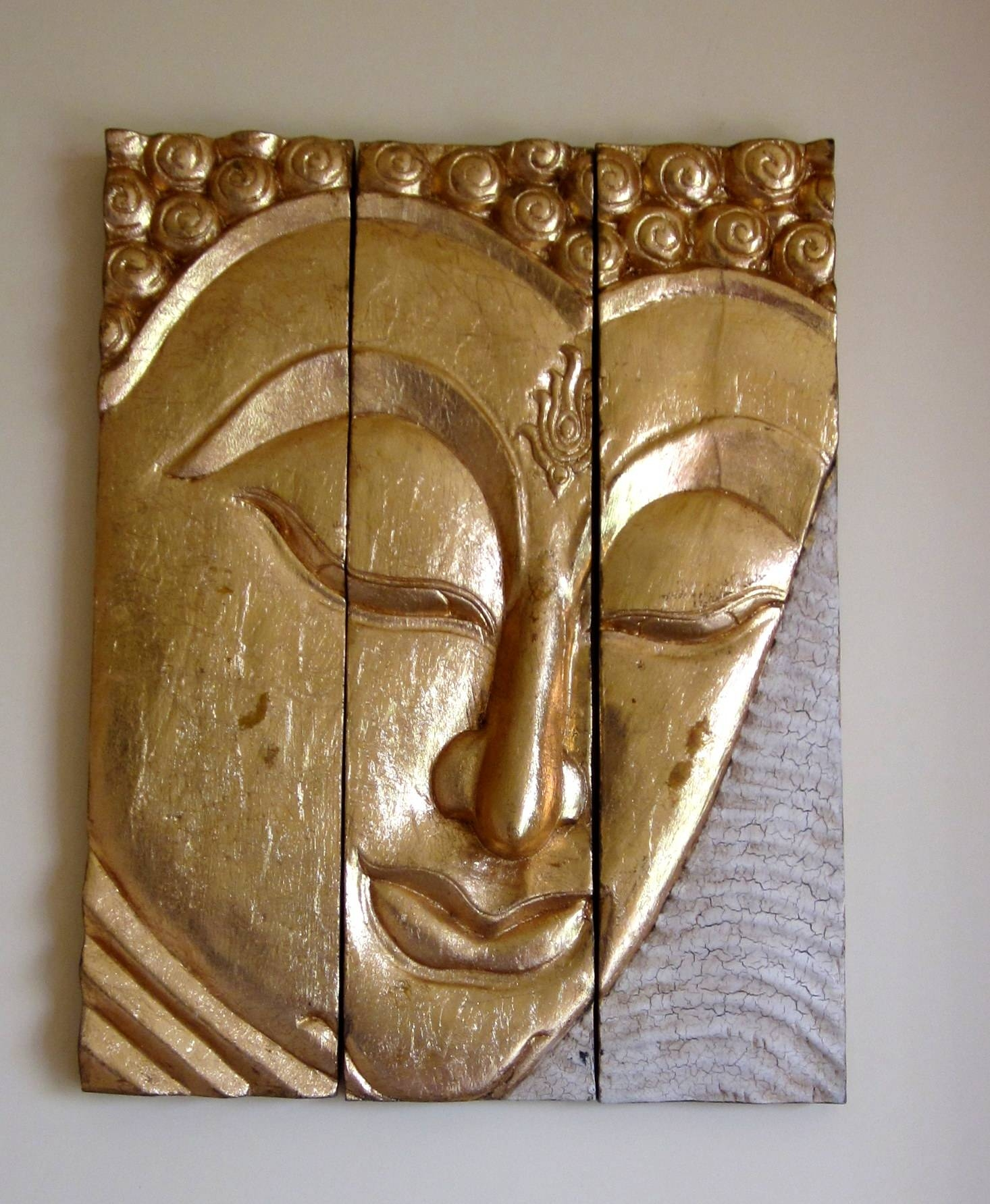 Photography Styling Challenge #3 – Wall Vignette | Myfoodtapestry Within Most Up To Date Buddha Metal Wall Art (View 14 of 20)