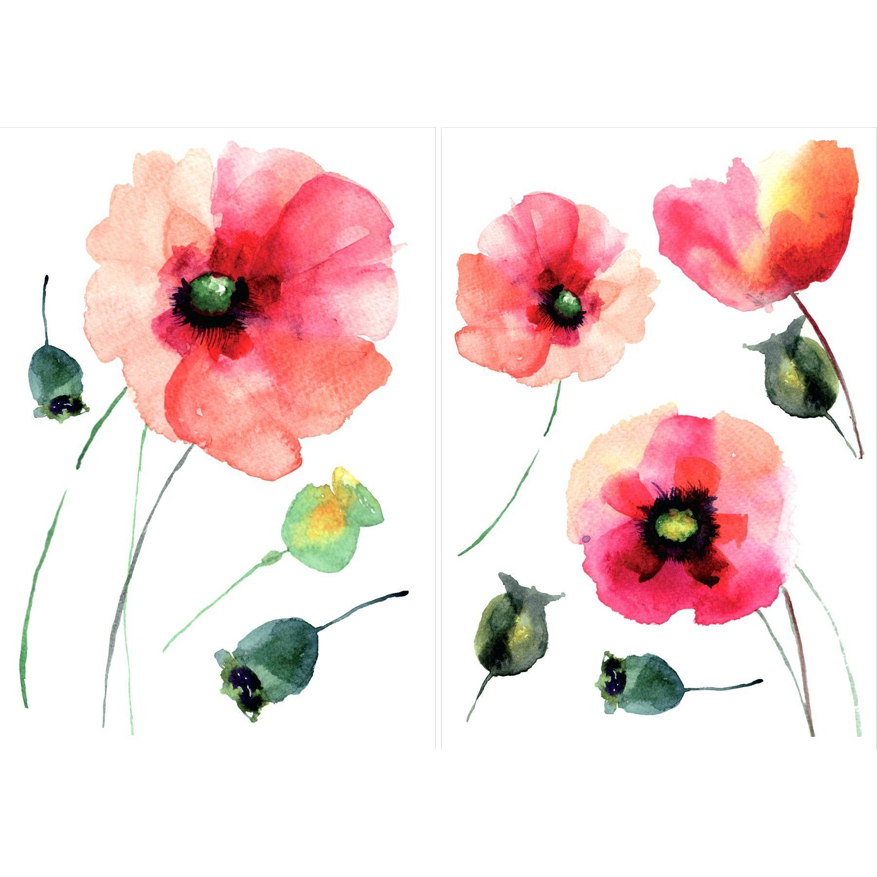 Poppies Wall Decals Wall Arts Poppy Metal Wall Art Red Poppy Lily In Most Up To Date Poppy Metal Wall Art (View 17 of 20)