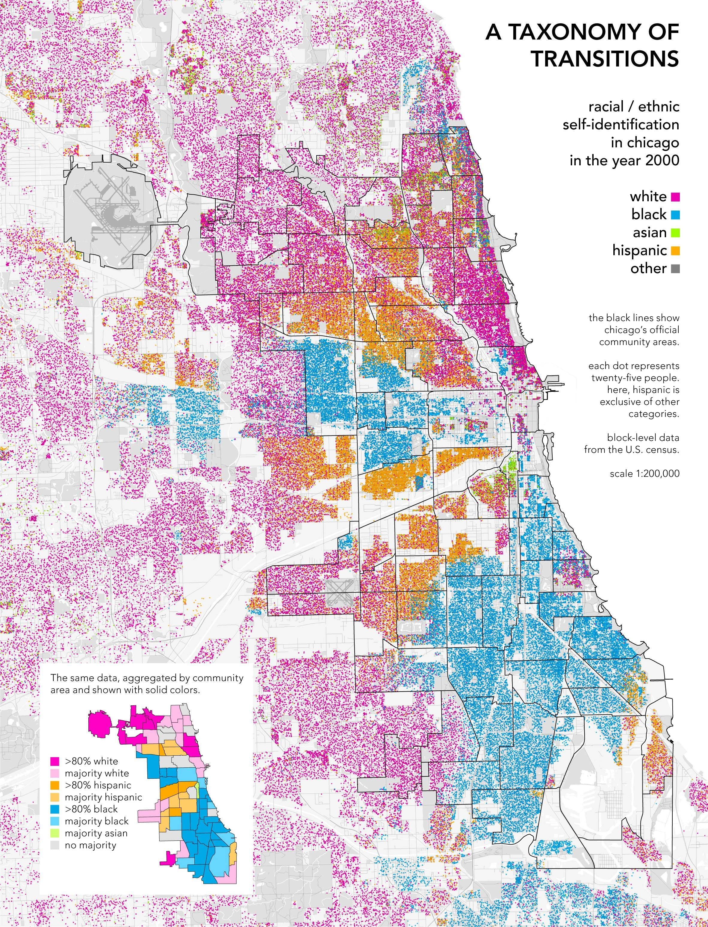 Radicalcartography Inside 2018 Chicago Neighborhood Map Wall Art (View 14 of 20)