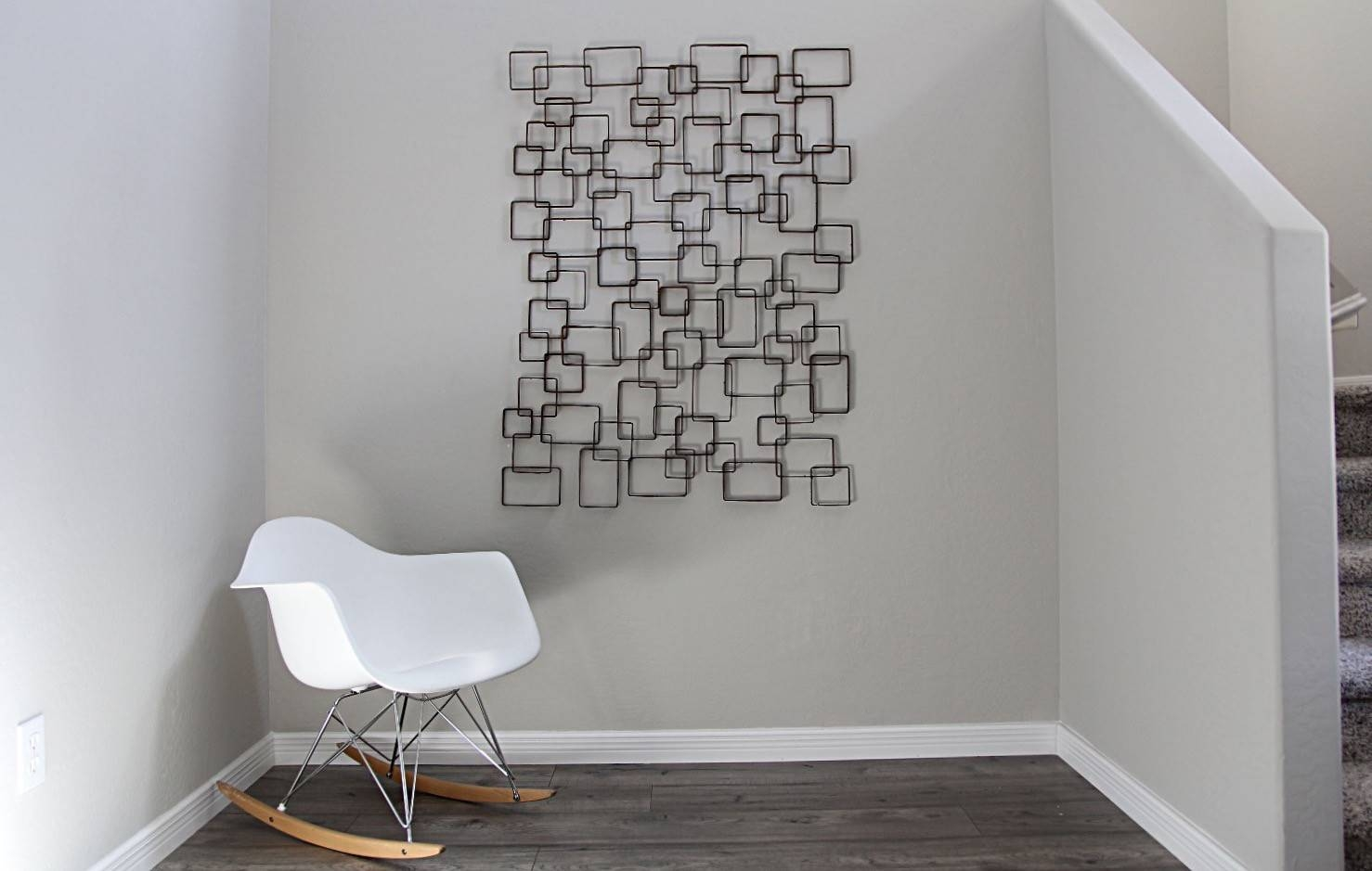 Retro Windows | Mid Century Modern Metal Sculpture | Petrykowski Intended For Latest Retro Metal Wall Art (View 15 of 20)