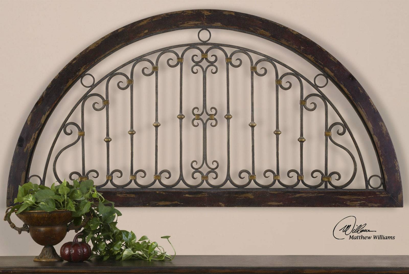 Rustic Metal Wall Decor With Regard To Most Up To Date Rustic Metal Wall Art (Gallery 20 of 20)