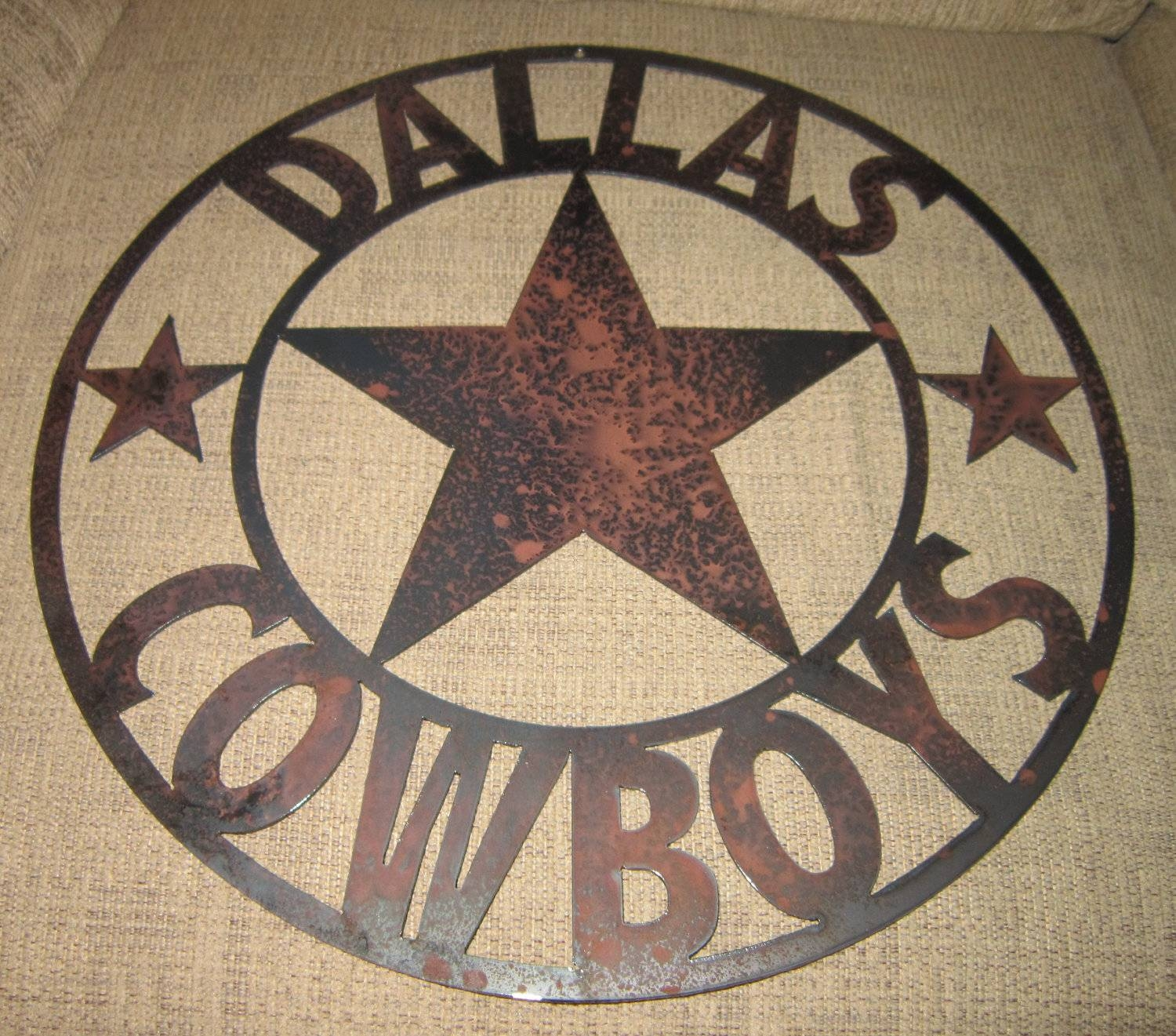 Signs : Awesome Silver Metal Wall Art Flowers 22 About Remodel Inside Most Current Cowboy Metal Wall Art (View 16 of 20)