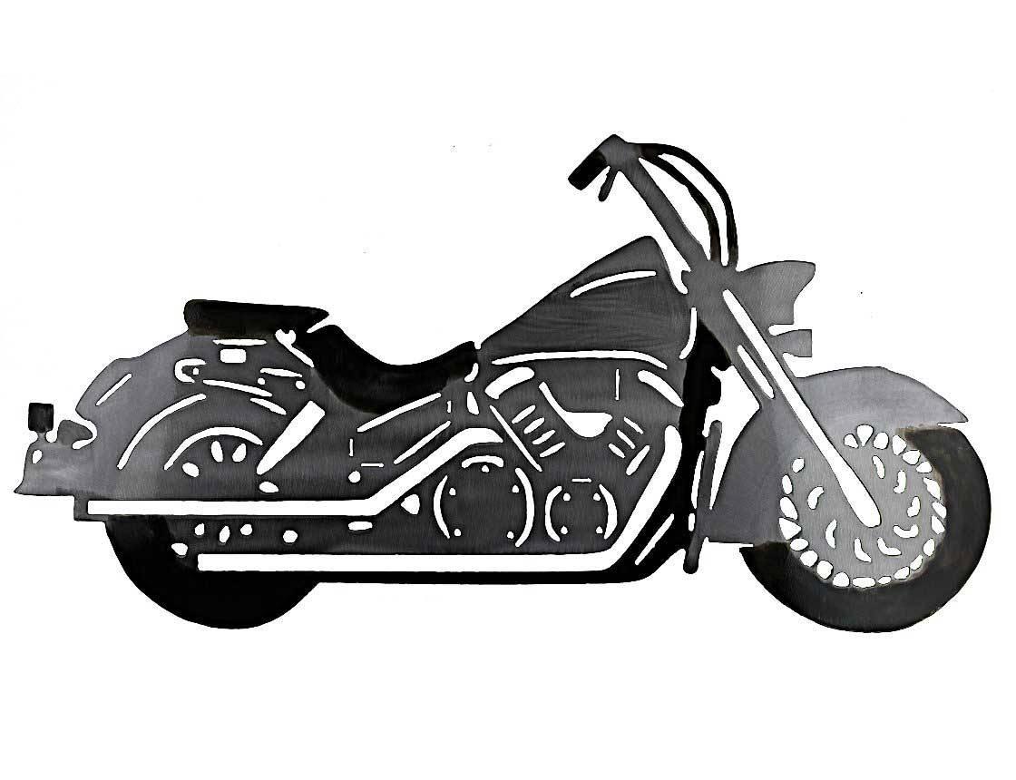 Smw278 Custom Metal Motorcycle Wall Art Honda – Sunriver Metal Works With Regard To 2017 Motorcycle Metal Wall Art (View 12 of 20)