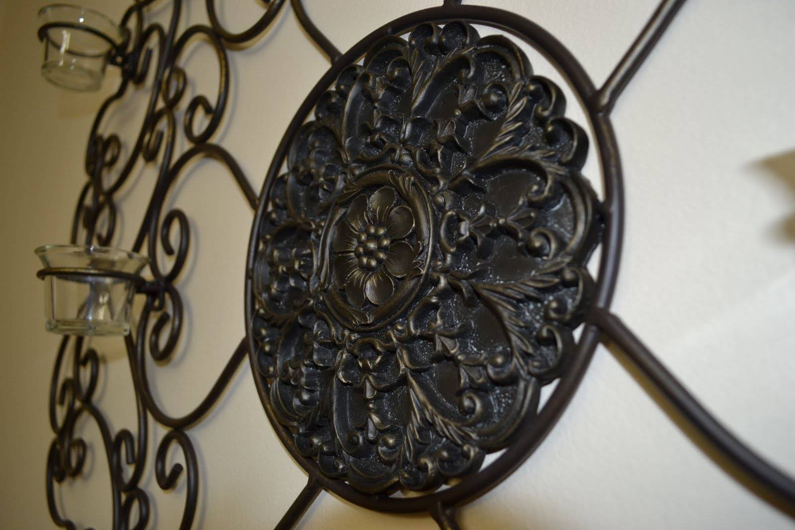 Southern Charm: House Tour: The Dining Room Inside 2017 Hobby Lobby Metal Wall Art (View 12 of 20)