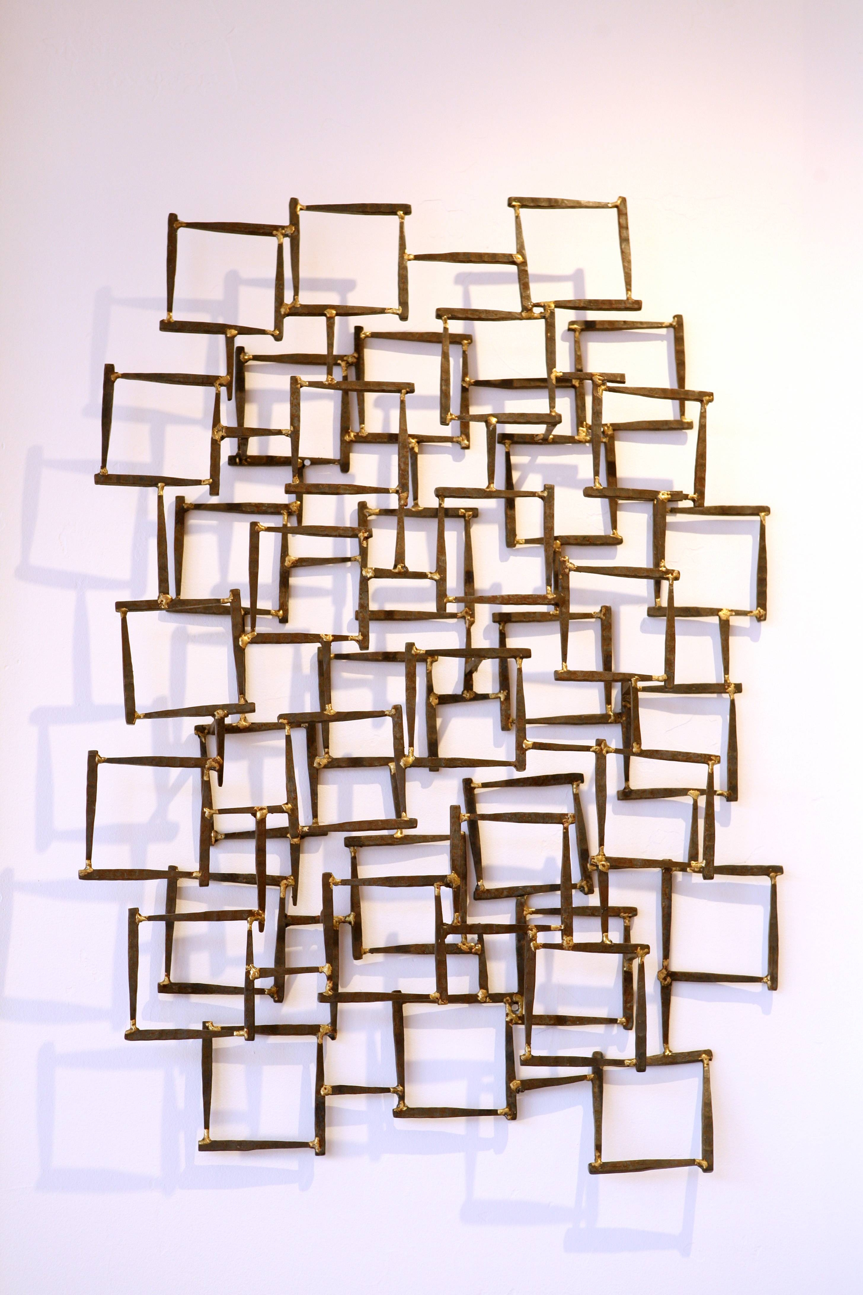 Terrific Mid Century Modern Wall Art Photo Inspiration – Tikspor For 2018 Mid Century Metal Wall Art (View 4 of 20)