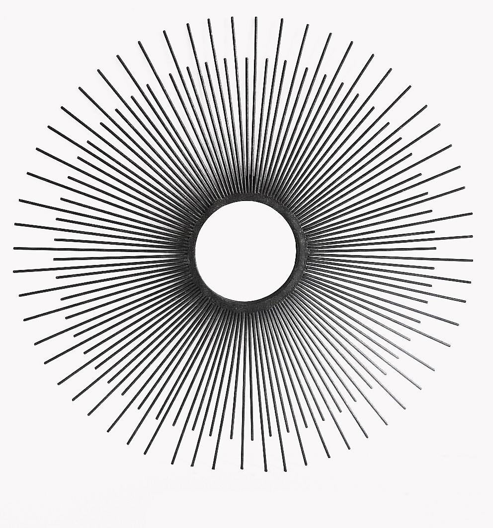 Three Hands Sunburst Wall Decor : Sunburst Wall Decor – Design Regarding Most Popular Sunburst Metal Wall Art (View 10 of 20)