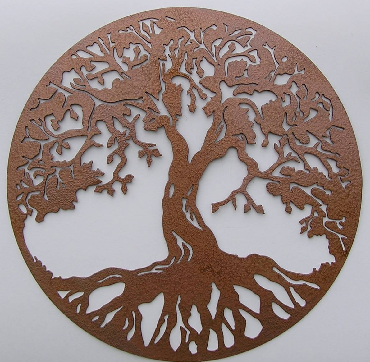 Tree Of Life Metal Wall Art – Cedar Rapids Marketplace With Newest Tree Of Life Metal Wall Art (View 15 of 20)
