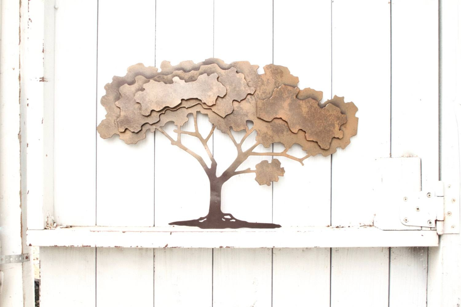 Tree Of Life Wall Art Metal Wall Art Metal Wall Decor Metal Pertaining To Recent Metal Wall Art Trees (View 17 of 20)