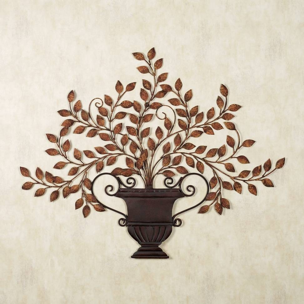 Tuscan Metal Wall Art Themes – Awesome House : Create Beautiful With Regard To Recent Tuscan Metal Wall Art (View 15 of 20)