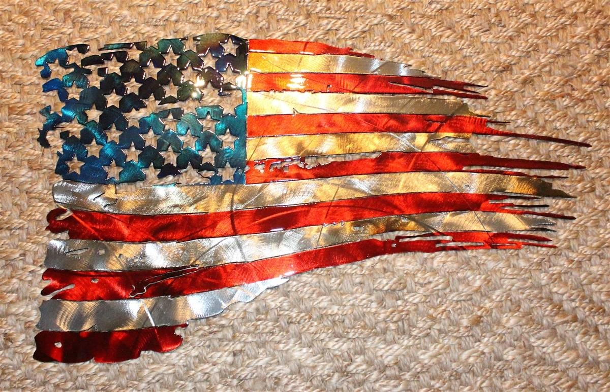 Twitter Regarding Most Recent American Flag Metal Wall Art (View 14 of 20)