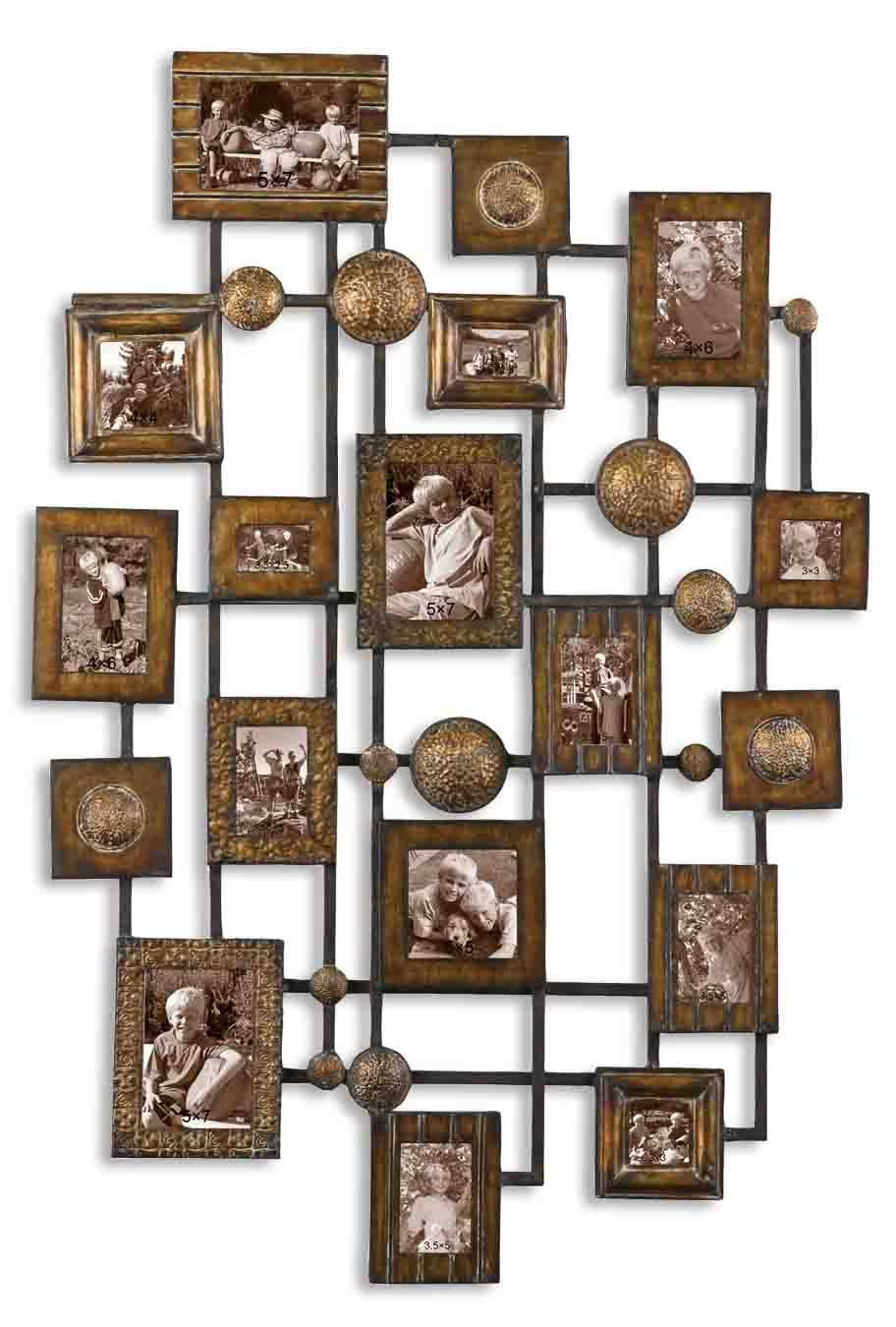 Uttermost Natane Decorative Metal Wall Art 13465 throughout Most Recently Released Decorative Metal Wall Art