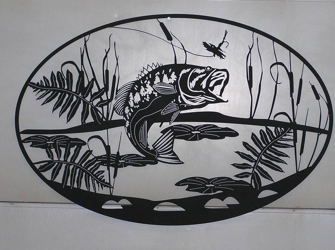 Wall Art – Art 2 Metal In Best And Newest Fish Metal Wall Art (View 16 of 20)