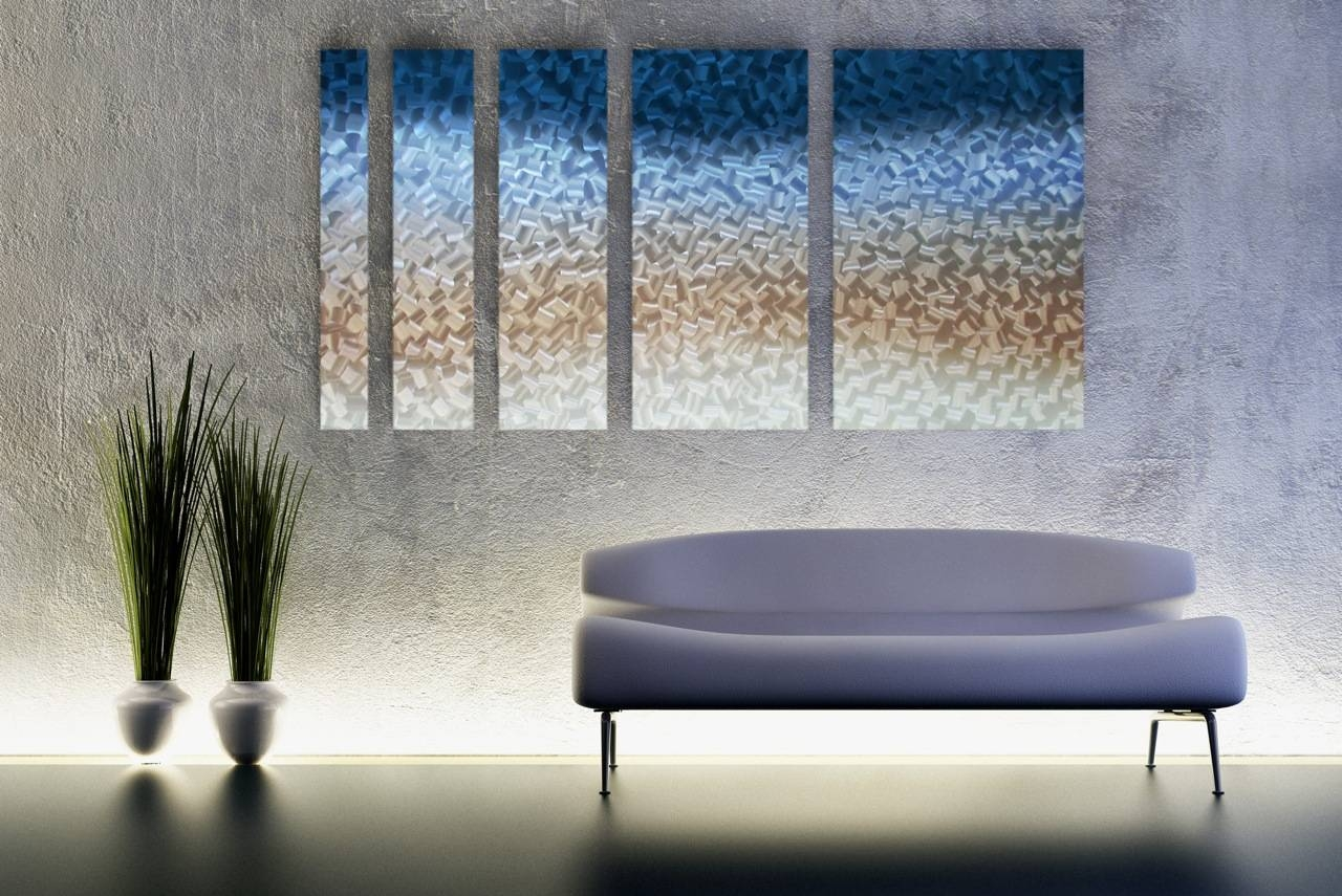 Wall Art Decor Ideas: Awesome International Brushed Metal Wall Art Inside Most Recently Released Brushed Metal Wall Art (View 4 of 20)