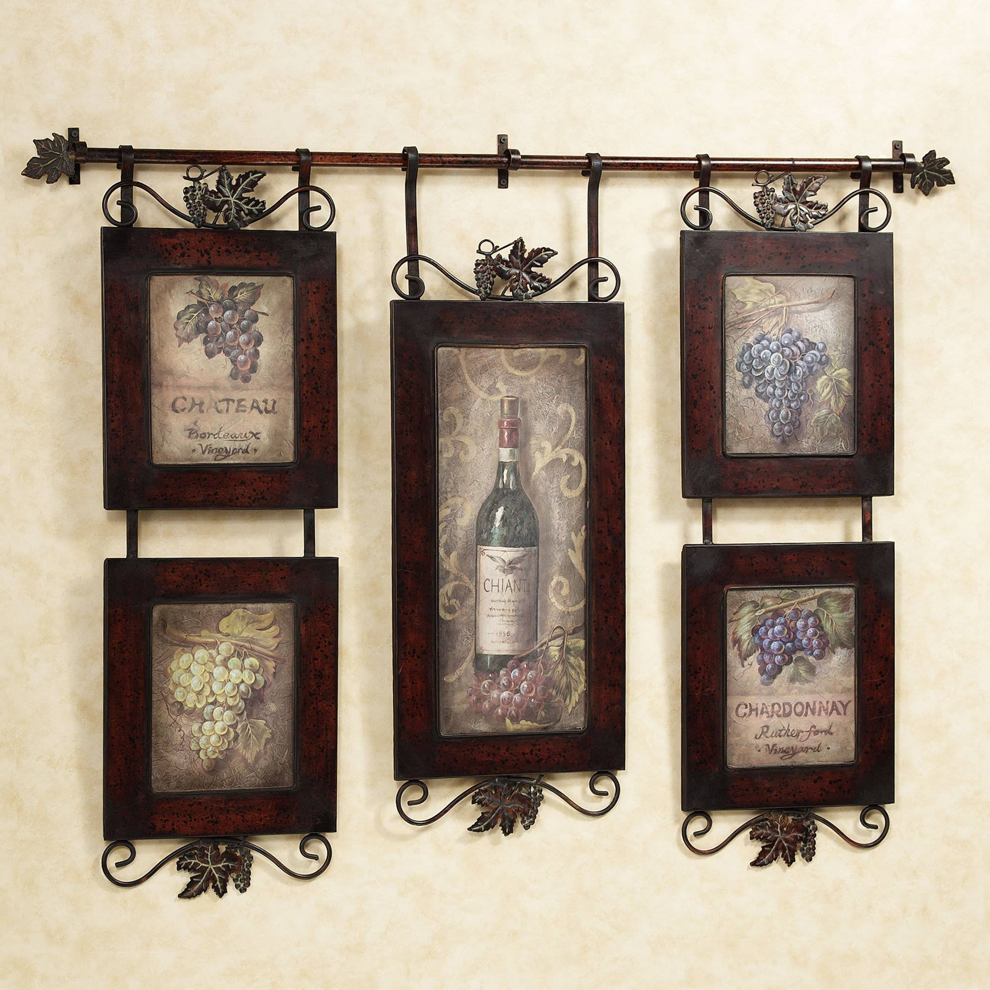 Wall Art Decor Target In Wonderful Interior Kitchen Designs With Current Kitchen Metal Wall Art Decors (View 16 of 20)