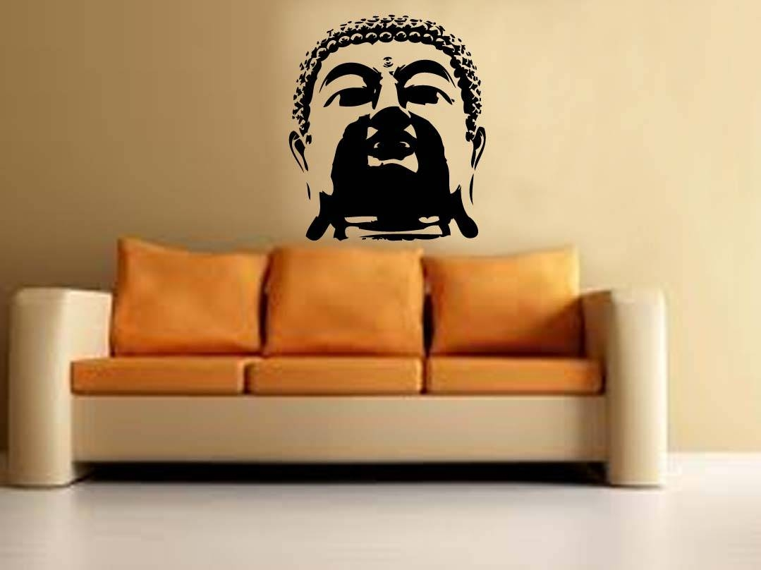 Wall Art Design Ideas: Raghnall Metal Wall Art Buddha Plaques Throughout Recent Buddha Metal Wall Art (View 3 of 20)
