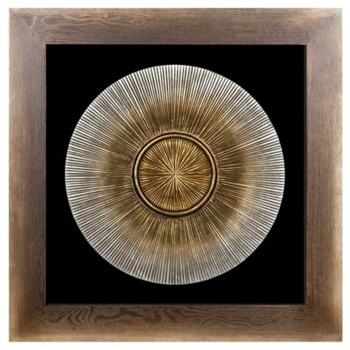 Wall Art Designs: Bronze Wall Art Sunburst Mirrored Silver Golden Intended For Best And Newest Bronze Metal Wall Art (View 17 of 20)