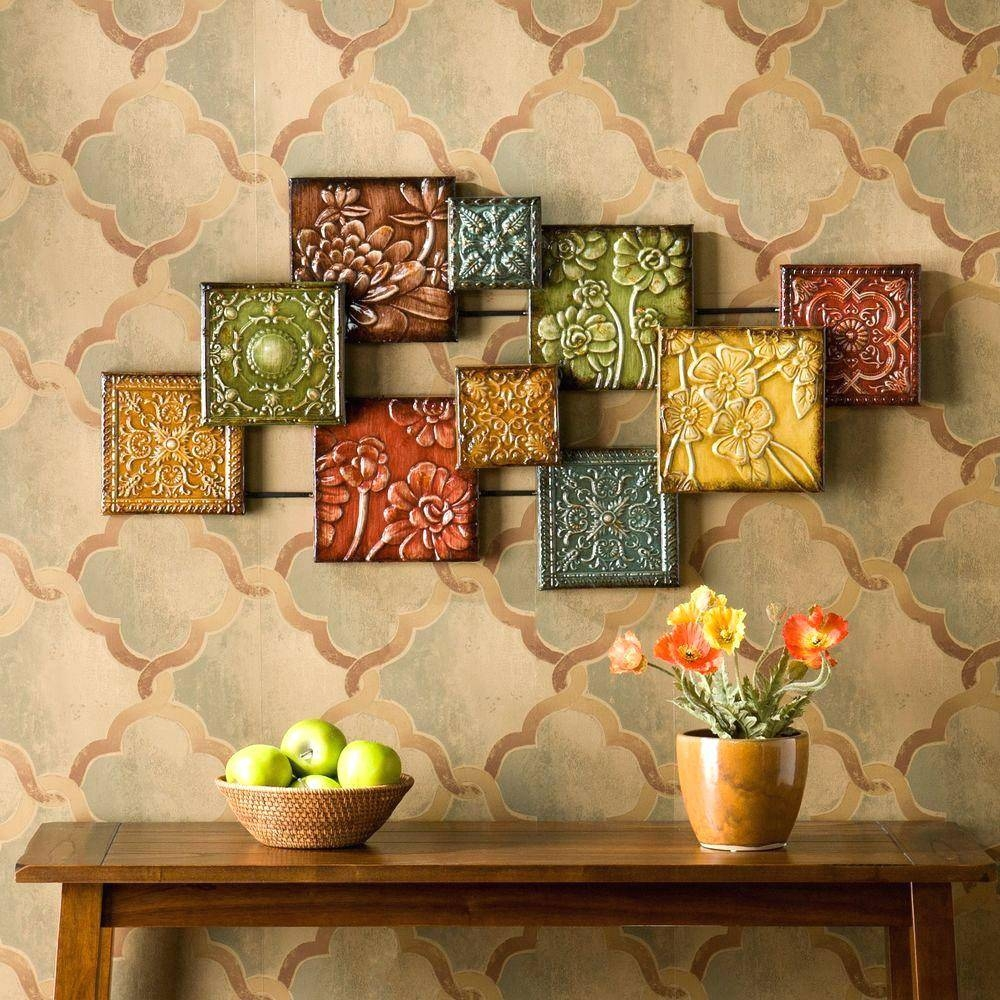 20 Best Embossed Metal Wall Art