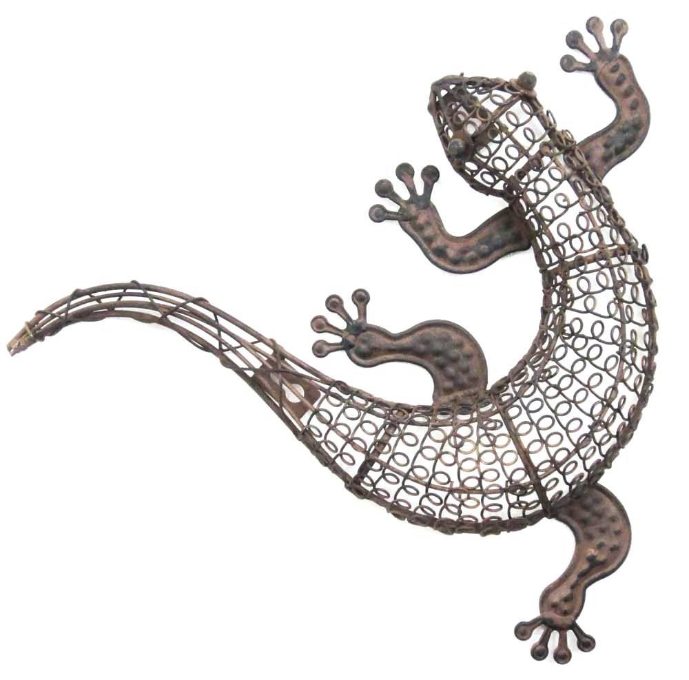 Gecko Lizards Southwest Wall Art Decoration