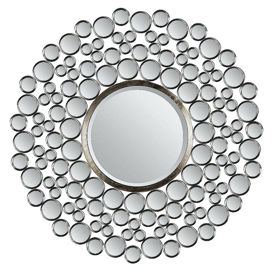 Wall Arts ~ Beautiful Round Feather Wall Art Circular Wall Mirrors Regarding Current Circular Metal Wall Art (View 17 of 20)
